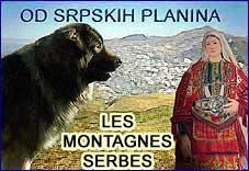Les Montagnes Serbes  (B)